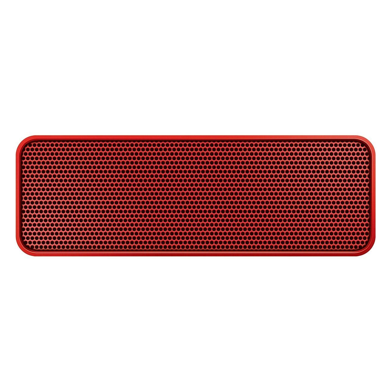 merkury beatz rockbox bluetooth speaker red at. Black Bedroom Furniture Sets. Home Design Ideas