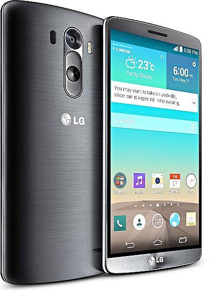 Lg G3 16gb 3g 850mhz At Amp T Grey Unlocked Import At