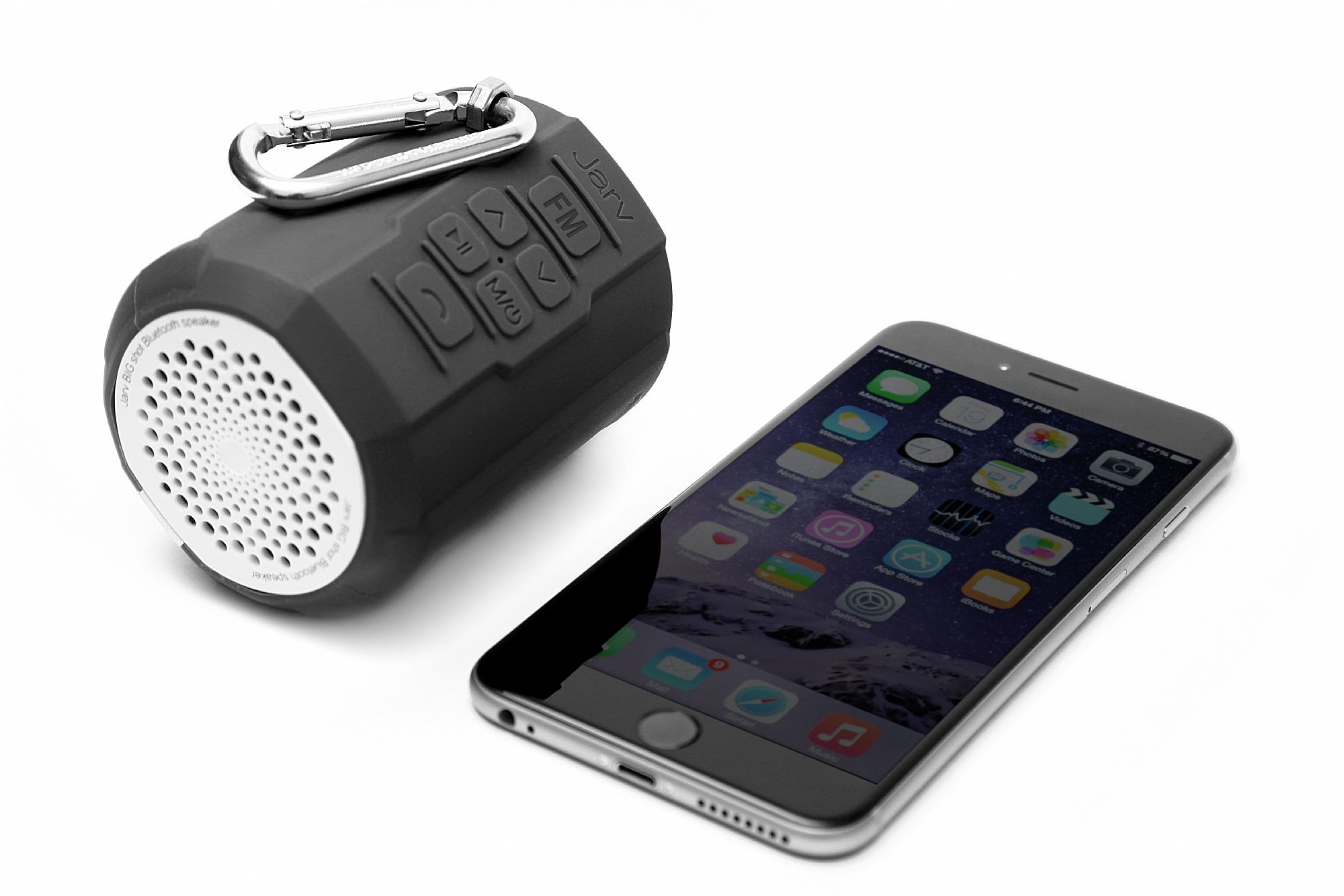 Jarv Big Shot Rugged Premium Water Resistant Bluetooth