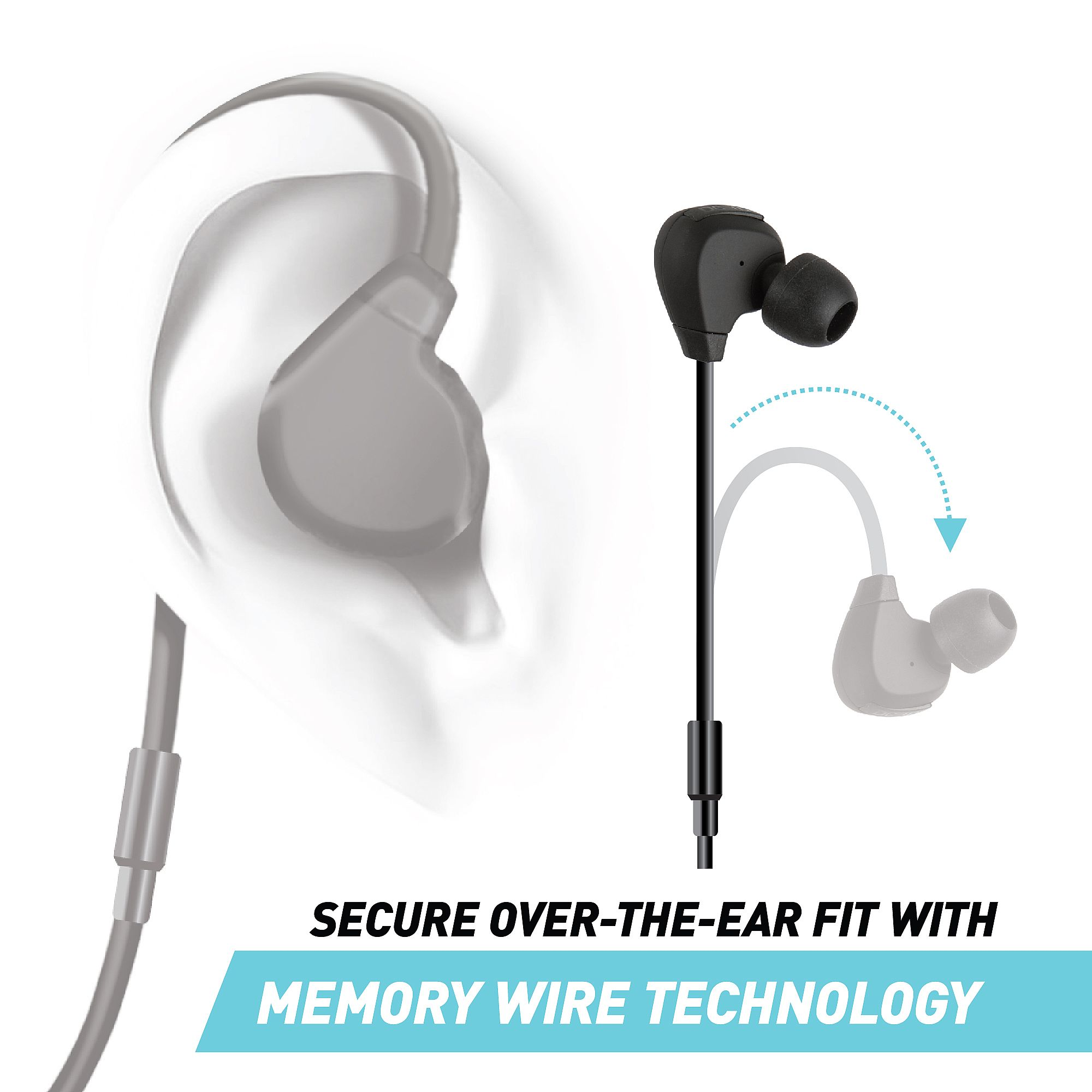 jarv flight sport wireless in ear bluetooth ear buds water resistant and swe. Black Bedroom Furniture Sets. Home Design Ideas