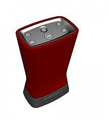 SuperTooth DISCO 2 Bluetooth Portable Wireless Stereo Speaker - Red