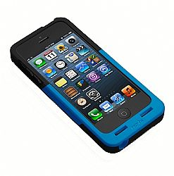 Prong PocketPlug Case + Charger In-One for iPhone 5/5s - Blue