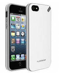 PureGear Slim Shell Case for iPhone 5 (Vanilla Bean)