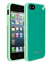PureGear Slim Shell Case for iPhone 5 (Pistachio Mint)