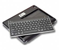 Freedom  i-Connex Combi Slimmest & Lightest Case with Bluetooth Keyboard for iPad2 & New iPad