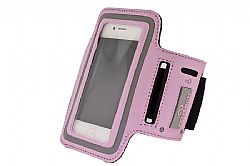 Naztech Sports Armband for Apple iPhone 3G / 3Gs / 4 / 4S (Pink)