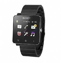 Sony Mobile SmartWatch 2 - Black