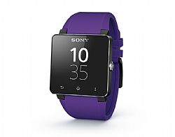 Sony Mobile SmartWatch 2 Wrist Strap - Purple