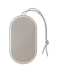 B&O PLAY P2 Portable Wireless Bluetooth Speaker (Sand Stone)