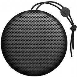 B&O Play by Bang & Olufsen Beoplay A1 Portable Bluetooth Speaker, Black
