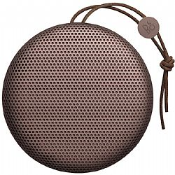 B&O PLAY by Bang & Olufsen Beoplay A1 Portable Bluetooth Speaker, Deep Red