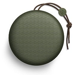 B&O PLAY by Bang & Olufsen Beoplay A1 Portable Bluetooth Speaker Moss Green