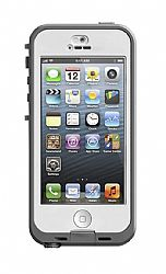 LifeProof iPhone 5 nuud Case - White