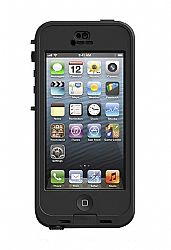 LifeProof iPhone 5 nuud Case - Black