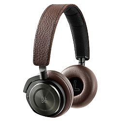 B&O PLAY by Bang & Olufsen Beoplay H8 Wireless Headphones with Active Noise Cancelling, Gray Hazel