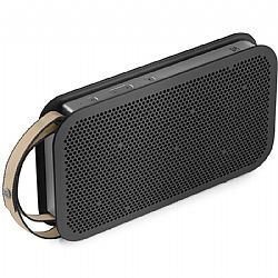B&O PLAY by Bang & Olufsen Beoplay A2 Active Portable Bluetooth Speaker, Stone Grey
