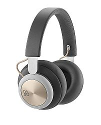 B&O PLAY by Bang & Olufsen Beoplay H4 Wireless Headphones, Charcoal Gray