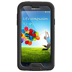 Lifeproof Samsung Galaxy S4 nüüd Case - Black