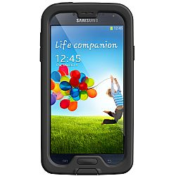 Lifeproof Samsung Galaxy S4 frē Case - Black