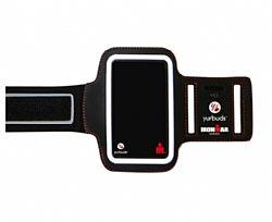 Yurbuds Ironman Athletic Universal Armband - BLK/RD