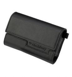 Blackberry Leather Horizontal Pouch for 8800 / Curve / 8320