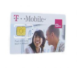 T-Mobile Replacement Sim Card
