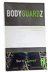 BodyGuardZ Scratch-proof transparent film for Blackberry Storm 9530