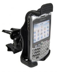Arkon Removable Air Vent Mount for the BlackBerry Curve Series Phones / 9700 / 9630