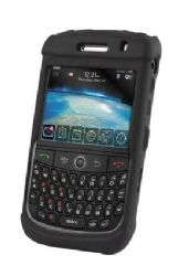 Otterbox Impact Series silicone skin Case for Blackberry 8900 (Black)