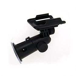iGrip Custom Fit Sturdy Swivel Mount / Holder for iPhone (Black)
