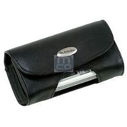 Krusell 95122 Horizontal XXS Leather Universal Case with SpringClip