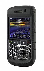 OtterBox BlackBerry 9700 Impact Skin Case (Black)