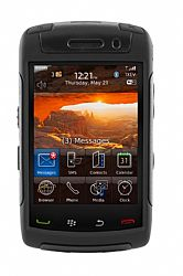 OtterBox Commuter Case for BlackBerry 9550 Storm 2 (Black)