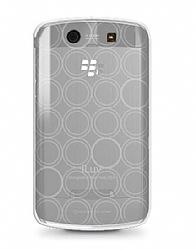 iLuv Flexi-Clear Case for your Blackberry Curve 8900 (clear)