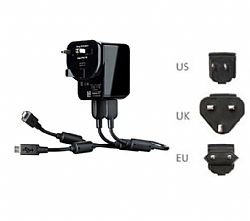 Sony Ericsson Twin Charging Solution Multi Plugs