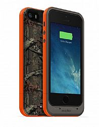 mophie Juice Pack Air Rechargeable External Battery Case for iPhone 5S/ 5 (1700 mAh) - Camo Breakup