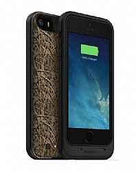 mophie Juice Pack Air Rechargeable External Battery Case for iPhone 5S/ 5 (1700 mAh) - Camo Grass