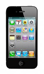 Apple iPhone 4 16GB Black Unlocked (Never Lock) Import