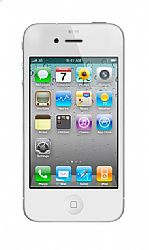 Apple iPhone 4 16GB White Unlocked (Never Lock) Import