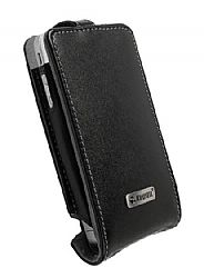 Krusell 75479 Orbit Flex Leather Case with Ratchet Swivel Clip for iPhone 4/4S