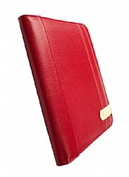 Krusell 71177 Gaia Folio Case for Apple iPad (Red)