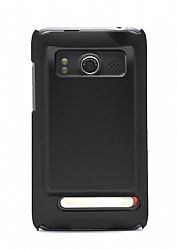 Seidio Innocase Snap Extended Battery Case for HTC Evo 4 (Black)