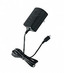 Motorola MicroUSB Rapid Travel Charger
