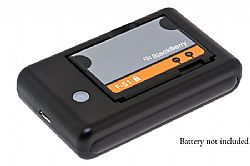 Jarv Spare battery charger for Torch Blackberry FS-1 battery