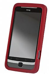 HTC Hard Shell Case for T-Moblile G2 (Red)