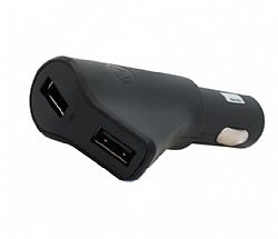 Motorola ECOMOTO MicroUSB Rapid Rate Vehicle Power Adapter