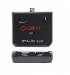 Cellet Universal Micro USB Emergency External Battery Charger