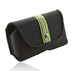 Ecolife Elan Horizontal Pouch in Green Grey
