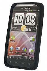 HTC Silicon Case for HTC Thunderbolt 4G (Black)