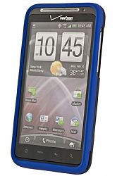 HTC Hard Shell Case for HTC ThunderBolt 4G (Metallic Cobalt Blue)
